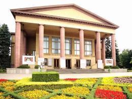 Лермонтов театр ставрополь афиша театр стрела жуковский афиша на сентябрь 2017