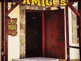 Кафе Saloon Amigos. Анапа Пушкина, 12