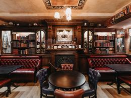 Кафе Michael Collins Pub. Москва Цветной б-р, 21, стр. 2