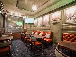 Ресторан The Dubliner Pub. Москва Никольская, 10