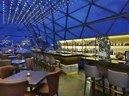 Ресторан Lobby Lounge Bar. Москва Тверская, 3, гостиница The Ritz-Carlton Moscow