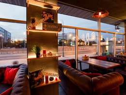 Кафе Rodina Lounge. Москва Щелковское ш., 2