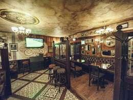 Ресторан Drunken Duck в Подольске. Москва Клемента Готвальда, 8