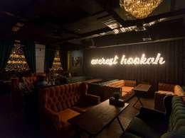 Ресторан Everest Hookah. Москва Свободы, 48с1