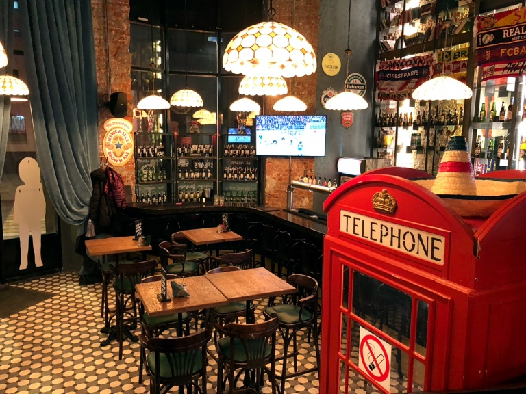 London beer&grill