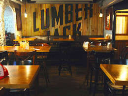 Бар Lumberjack Bar. Жуковский Большой Спасоглинищевский переулок, 3 ст5