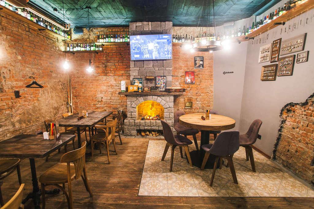 Pauwel Kwak Pub на Покровке