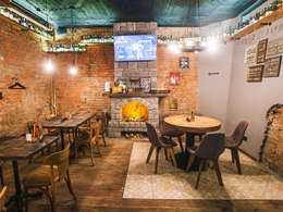 Ресторан Pauwel Kwak Pub на Покровке. Москва Покровка 2/1, стр.1
