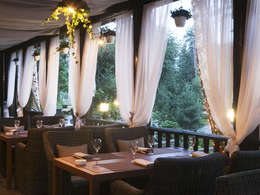 Ресторан Chester Ferry. Москва 2-е Успенское шоссе, Николино пос.