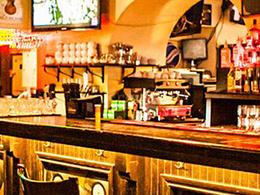 Кафе Rock'n'Roll Bar. Москва Сретенка, 1