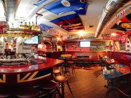 Ресторан Union Jack на Нижнем Кисельном. Москва Нижний Кисельный, 3, с 1