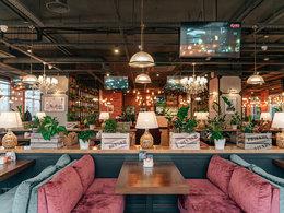 Кафе Токио City. Москва Миклухо-Маклая, 36, ТЦ «МЦ», 2 этаж