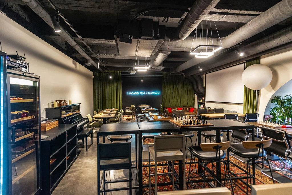 Клуб шахматы москва закрытые клубы с секс вечеринками