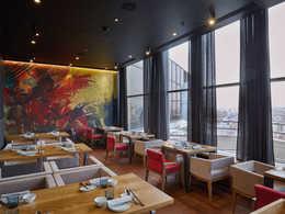 Ресторан Hong Kong. Москва Русаковская, 24