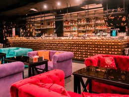 Бар Мята Lounge. Москва Новая площадь, 8, стр. 2