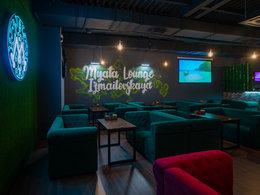 Паб Мята Lounge. Москва Щелковское шоссе, 91А, стр. 1