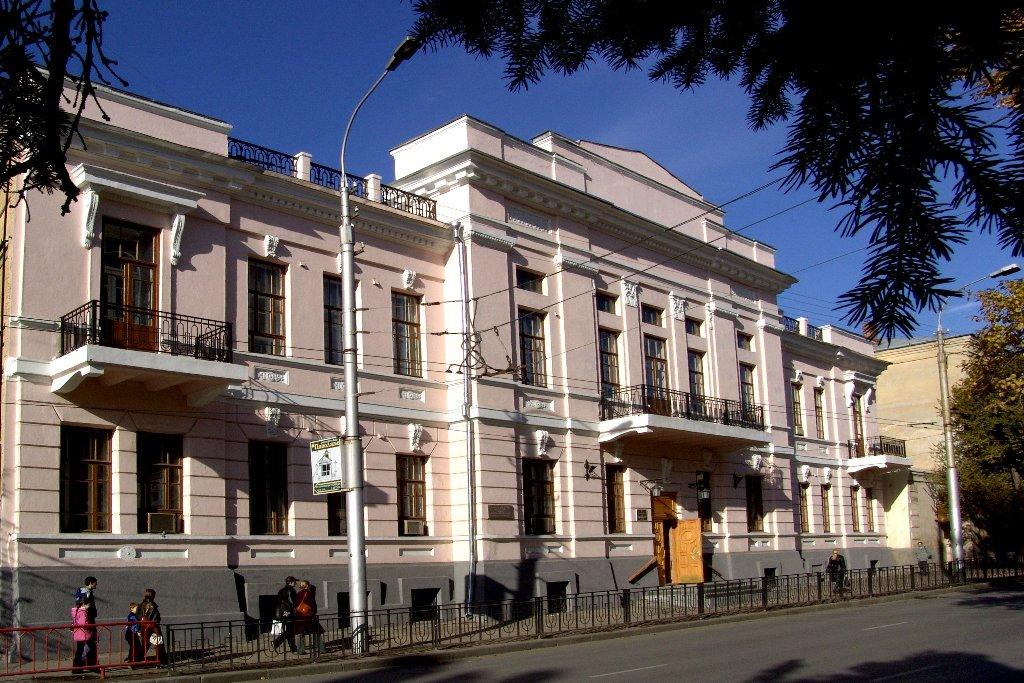 Волгоградский Краеведческий музей  Volgograd Russia